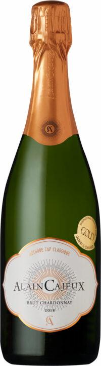 Alain Cajeux Chardonnay Brut
