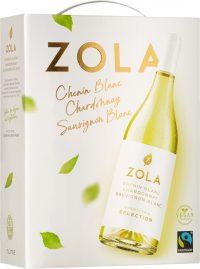 ZOLA Chenin Blanc Chardonnay Sauvignon Blanc